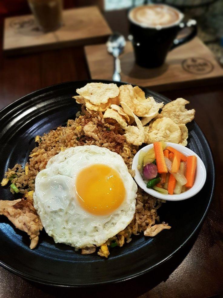 """""""Chicken Fried Rice"""", Pison, Jakarta"""