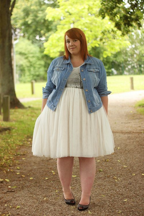 plus size fashion: cute outfit – absolutely adorable – too cute