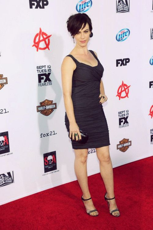 Maggie Siff looking absolutely stunning.