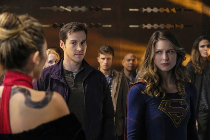 Season 2 (Episode 9, Supergirl Lives): Supergirl