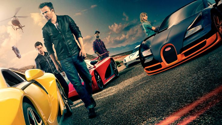 Consistently entertaining from start to finish - the best game-to-film adaptation to date. Check out Tom's review for Need for Speed  http://gameshud.net/reviews/2014/3/3/need-for-speed/#.UxRo0PR_vHM