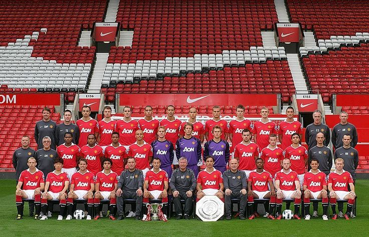2010-2011 TEAM - Manchester United Photo (14691530) - Fanpop