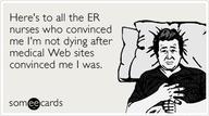 Hmmm this seems familiar: Nurse Stuff, Er Nurses, Funny Stuff, Humor, Ecards, Web Md, Nursing