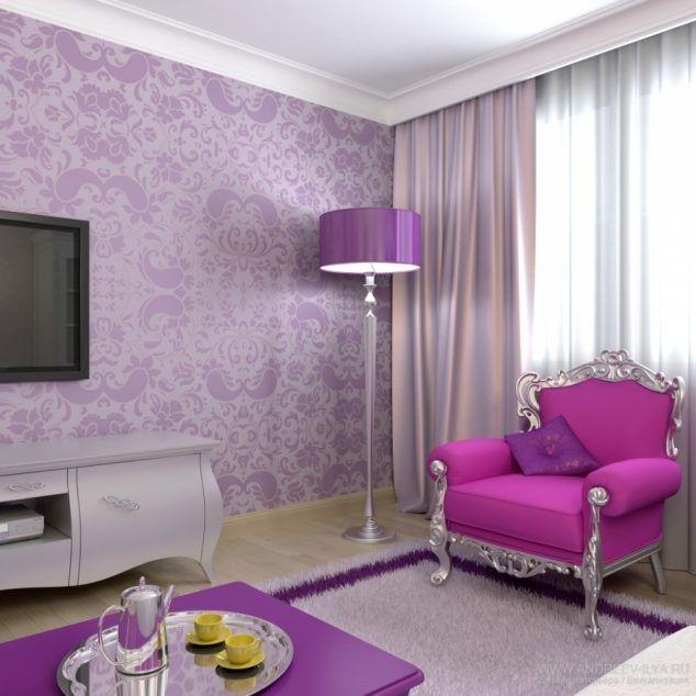 Room Reveal Purple And Grey Living Room: Best 25+ Dark Purple Rooms Ideas On Pinterest