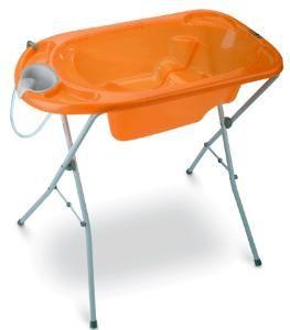 La Bañera Jane Cubeta Ergonómica es una  bañera bebé plegables muy práctica para el aseo diario del bebé .