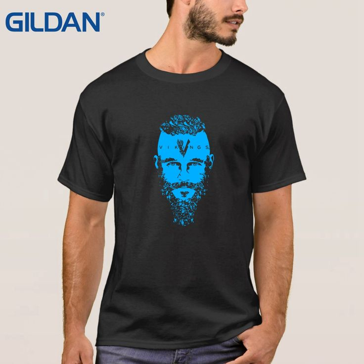 >> Click to Buy << Top Quality t shirt Slim Floki The Vikings Ragnar Lothbrook rollo norse norway thor lagertha red men cotton #Affiliate