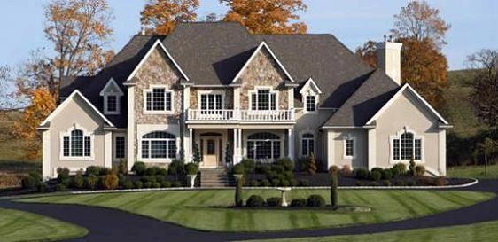 Mansion modular home