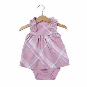 %100 Organik Askılı Bluz Pink