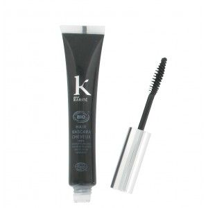 le mascara pour cheveux k pour karit bio masque les racines naissantes et dissimule les premiers - Coloration Naturelle Cheveux Blancs