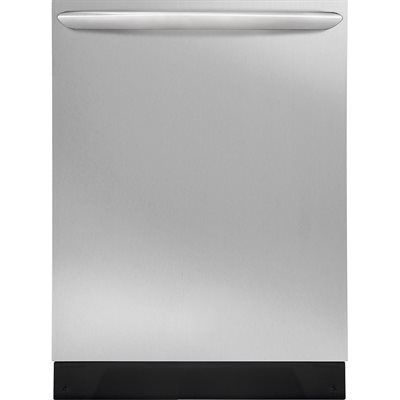 Shared from Flipp: Frigidaire Gallery Stainless Steel Dishwasher with OrbitClean® – 52 dBA in the Lowe's flyer