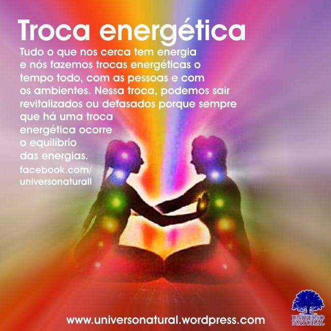 Nós temos reações energéticas diferentes, dependendo das pessoas com quem nos relacionamos e dos ambientes que frequentamos. Quando você consegue dominar as próprias energias e faz uma leitura correta das pessoas e dos ambientes, tem mais facilidade para perceber como se sente em determinados locais e com certas pessoas. http://bit.ly/1j7kyBf #universonatural #limpezaenergetica #mergulhointerior