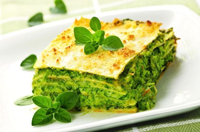 Con la ricetta giusta le lasagne conservano il loro sapore ma possono avere un ridotto apporto calorico