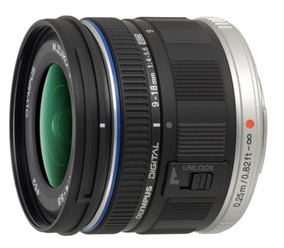 Olympus M.Zuiko Digital 9-18mm f/4.0-5.6 Lens - Photo Review