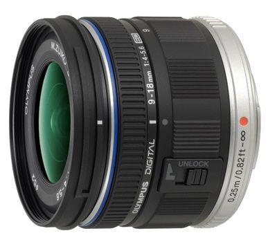 Olympus M.Zuiko Digital 9-18mm f/4.0-5.6 Lens - Photo Review