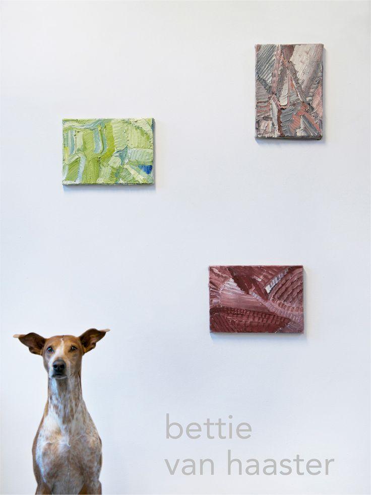 Bettie van Haaster - Wall 2015