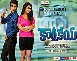 Karthikeya (2014) Mp3,Audio Songs free Download - Nikhil Siddharth,Swati Reddy | All Downloads For You