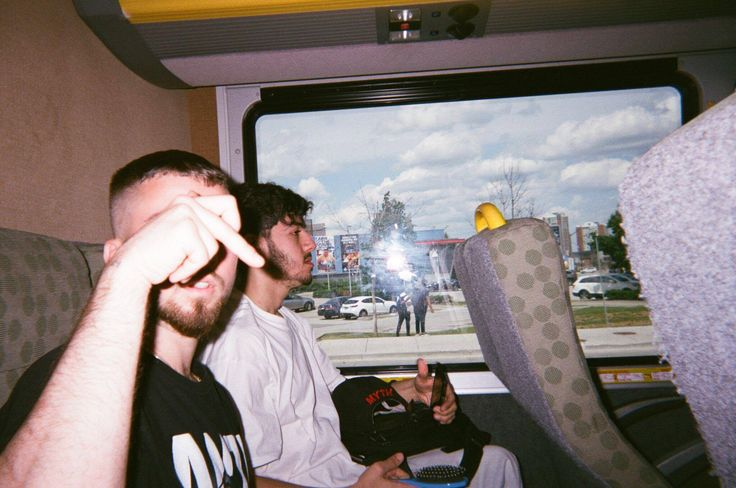 five unlucky city kids on a bus  #HIPHOP #TORONTO #CANADA
