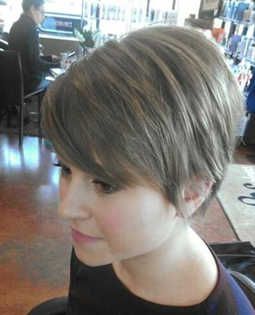 Long Pixie Cuts 2015