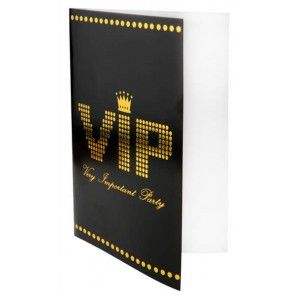 VIP kaart - Very Important Party  http://www.decoma.nl/vip-kaart.html
