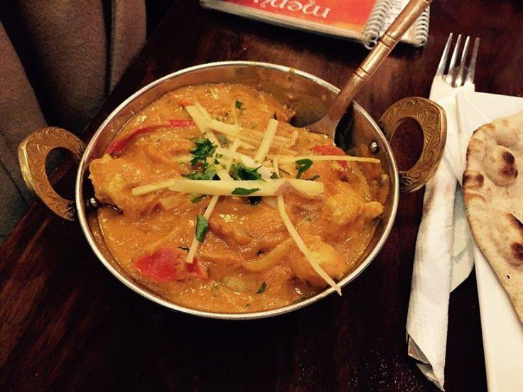 Kosztowaliście kiedyś kurczaka z imbirem? :) Warto to zrobić w Namaste India! :) http://www.namasteindia.pl/ Fotografia została opublikowana na Yelp.com przez Adriana N.