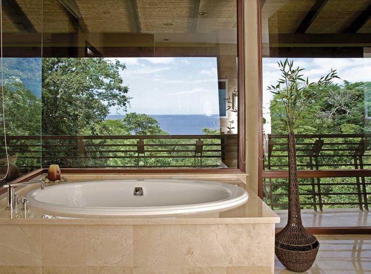 A massive vacation home in the jungles of costa rica