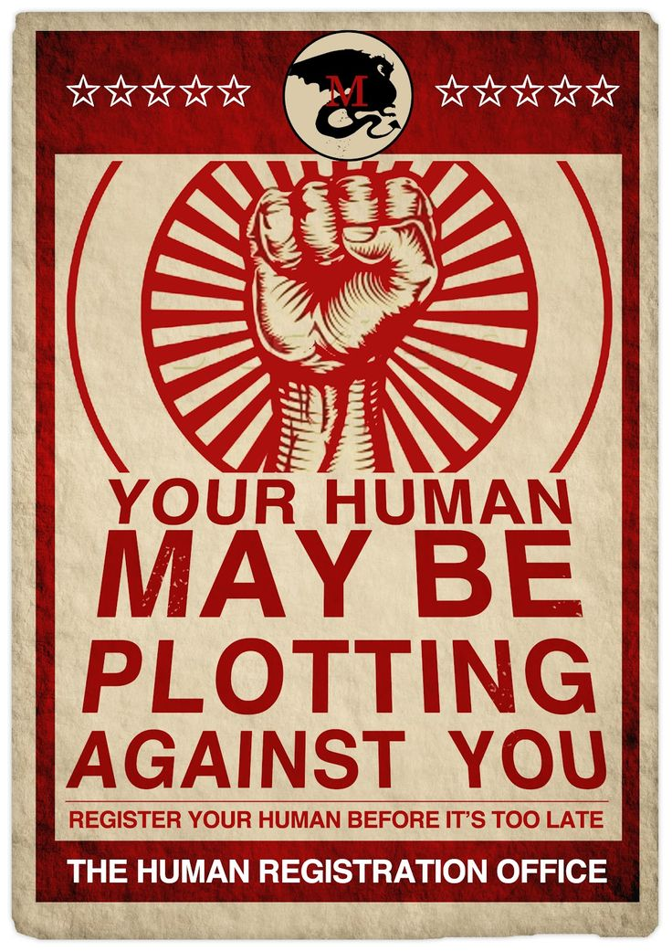 Graphic design human propaganda poster that will feature in flamethroat katebloomfieldauthor