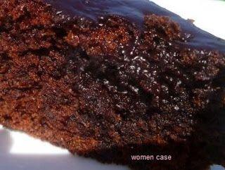 Νηστίσιμο σοκολατένιο κέικ!