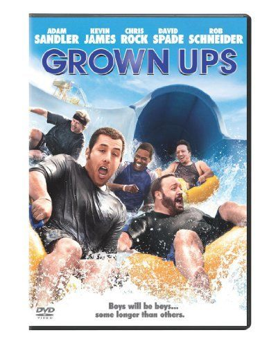 {What makes this movie even better is that David Spade and Adam Sandler are in it at the same time! I can't wait for the sequel next year!!}