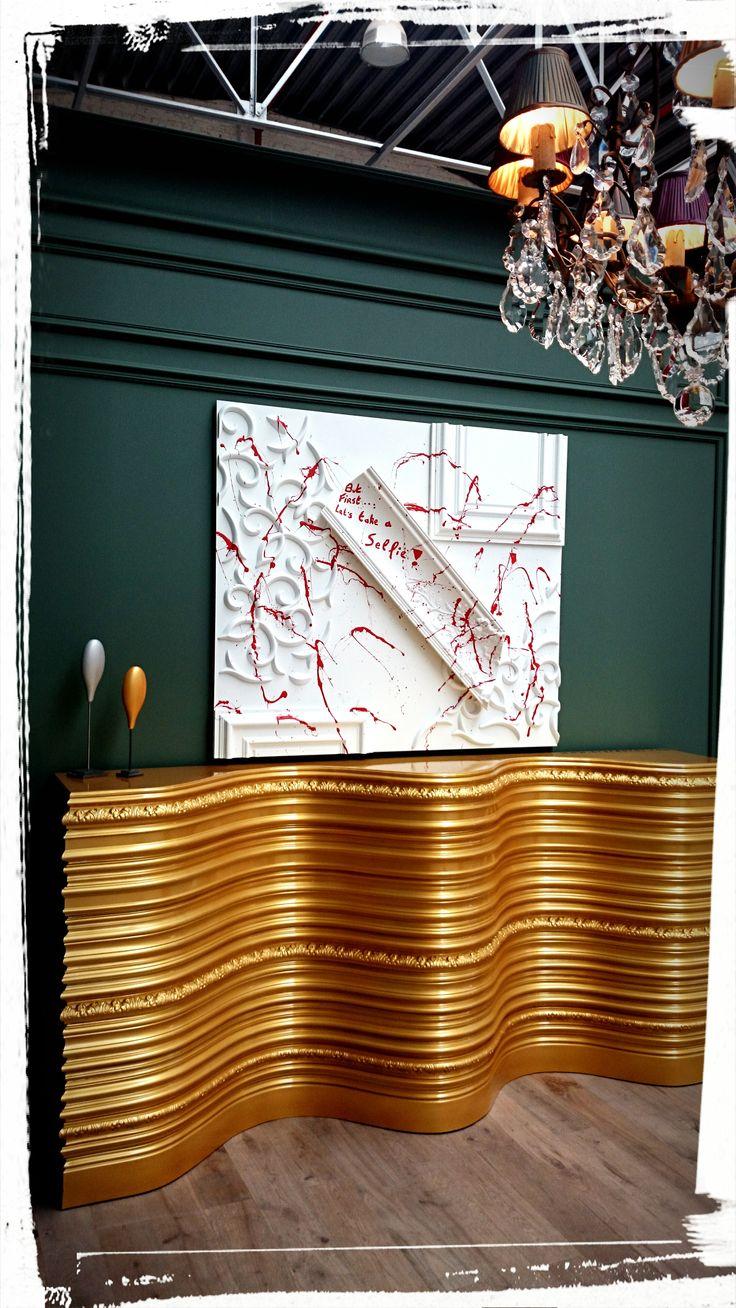 Flexibele kroonlijsten/moulures/plinten/wandlijsten van Orac Decor! Alles bij www.discoveringdecor.be!