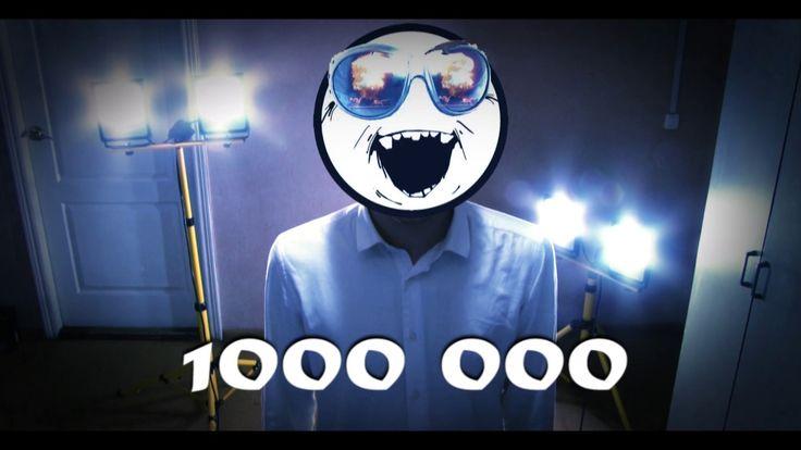 1000000 просмотров Алексей Миронов