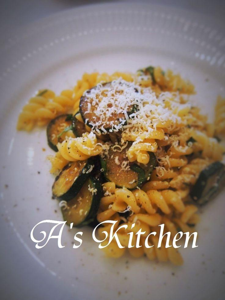 ズッキーニのパスタ by 中尾Akeming | レシピサイト「Nadia | ナディア」プロの料理を無料で検索