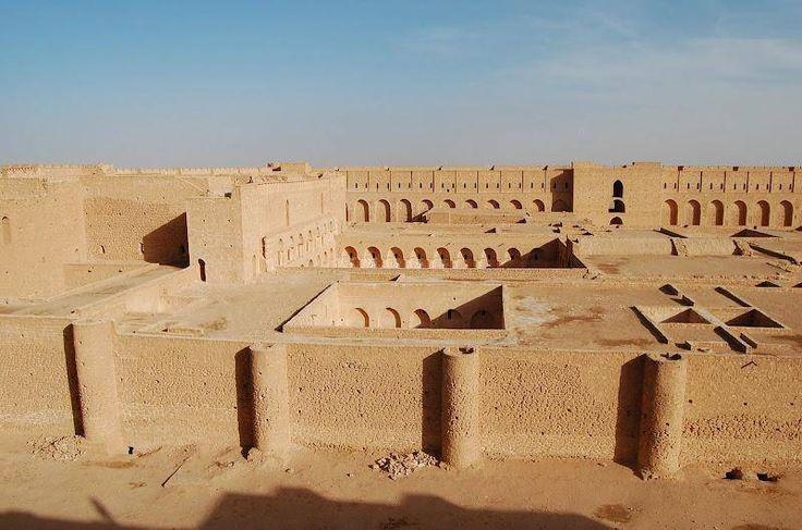 Al-Ukhaidir Fortress حصن الاخيضر