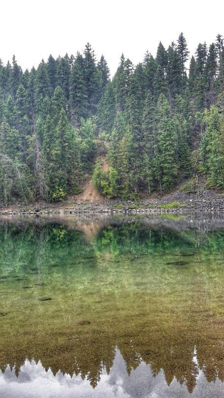 CANADA 2015 - Clearwater River, Dutch Lake, Clearwater, British Columbia // Loving.Hamburg. | By Svenja Harder