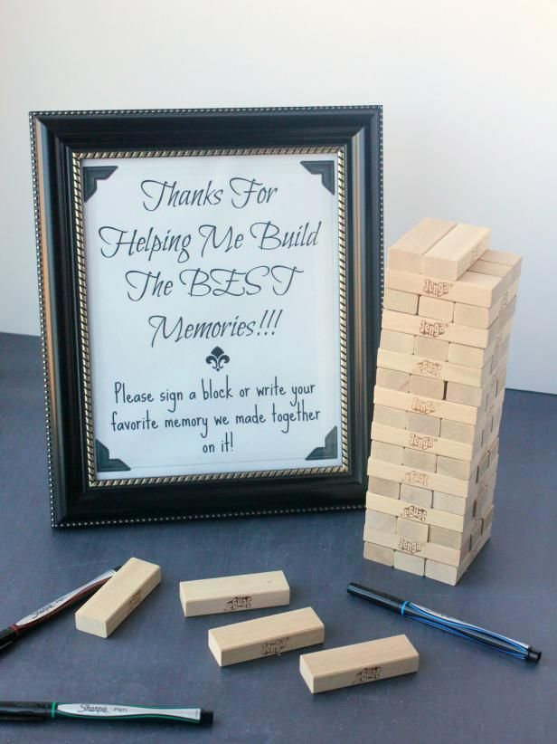 7 Easy Ways to Throw an Amazing Graduation Party | Decorating and Design Blog | HGTV