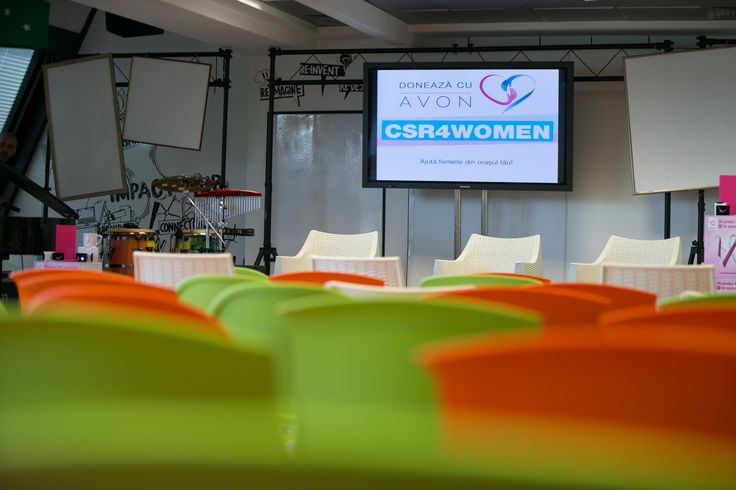 CSR event in Bucharest