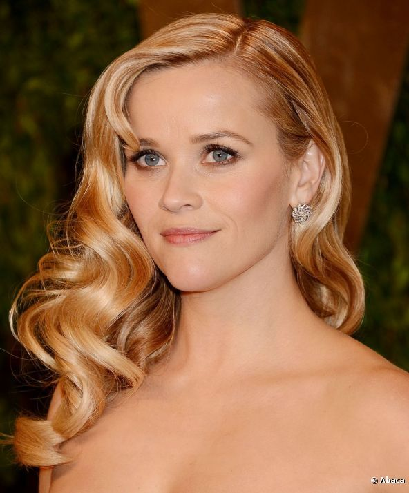 El maquillaje nude de Reese Whitherspoon