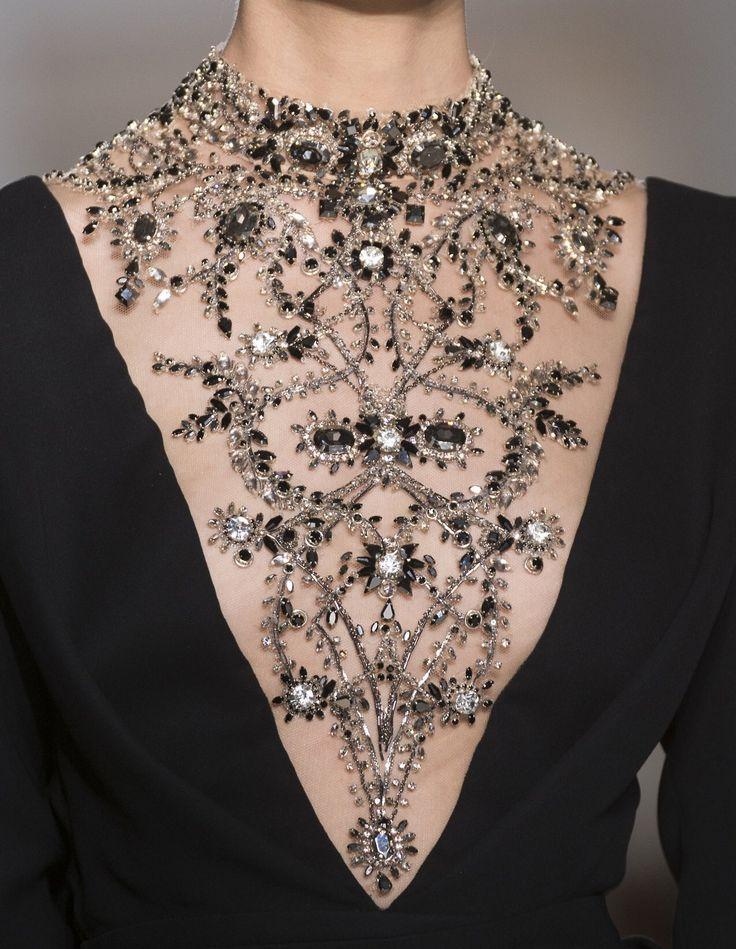 Iffath on   Fashion, Couture, Embroidery fashion