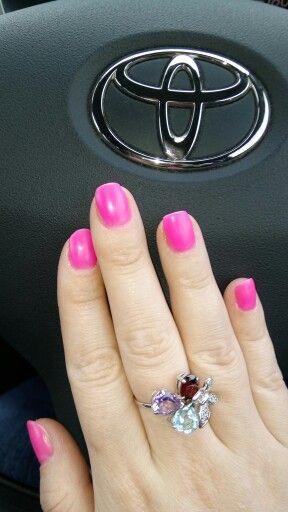Shellack pink