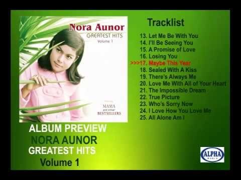 Nora Aunor - The Music Played - YouTube
