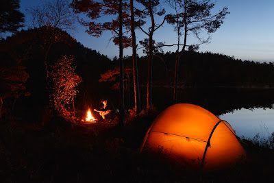 In the wilderness of Sveio, Norway
