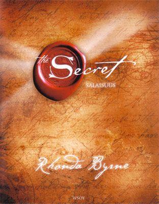 rhonda byrne: salaisuus