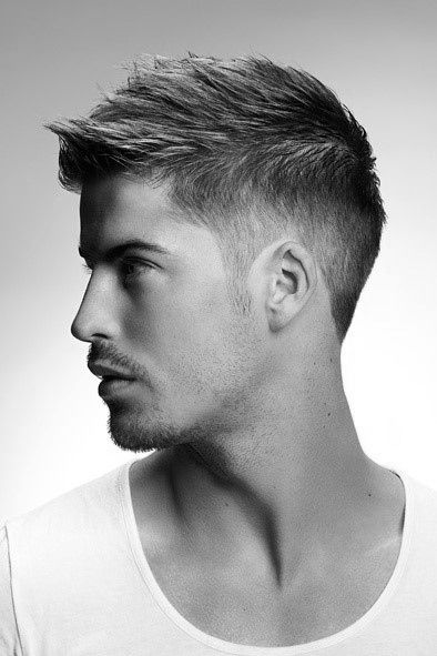 60 Short Hairstyles For Men With Thin Hair - Fine Cuts