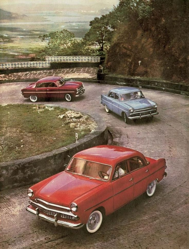 1962 Aero-Willys - Brazil