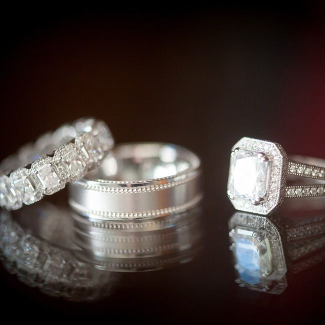 Gorgeous ring picture and gorgeous rings!