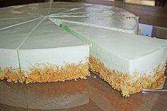 Waldmeister - Philadelphia - Torte (Rezept mit Bild) | Chefkoch.de