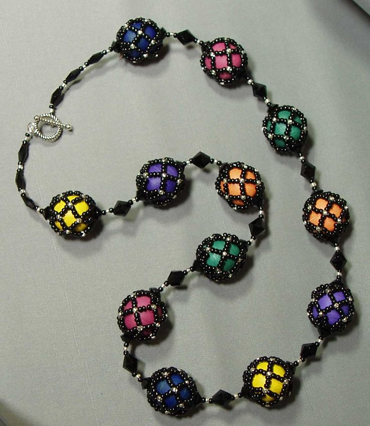 this making the images glass bracelet features best design czech blossom stunning woven on original diamonduos beads diamonduotm beaded bead fun for homemade by beadmaster cecil diamonduo desert rodriguez jewelry diy new pinterest