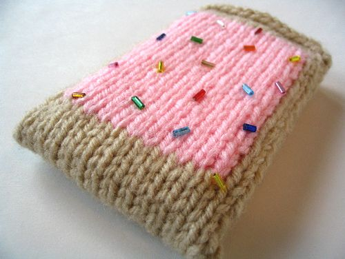 Knitting Pattern Central Food : Putting the ?Art? Back in Pop Tarts Toaster, Patterns and Knitting