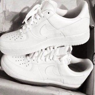 shoes nike nike air force nike air force 1 nike air airforceonelow nike air force one low nike air white white shoes