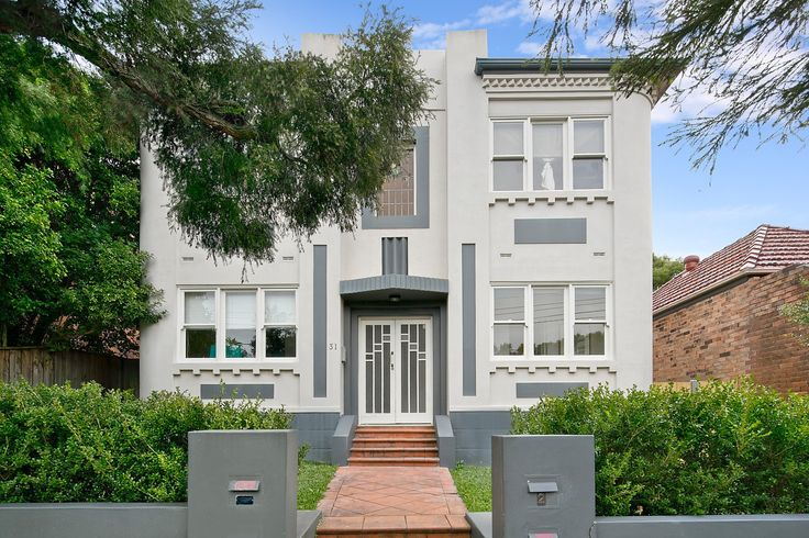 Lovely Art Deco Garden Apartment - 2/31 Bartlett Street Summer Hill at Pilcher Residential