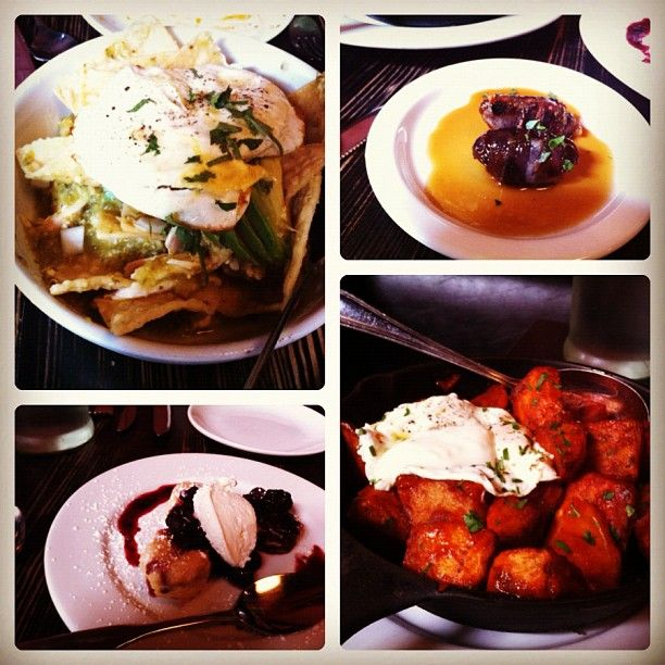 Tasty 'N Sons in Portland, OR- Putting brunch on the map in portland. Adds an egg on top